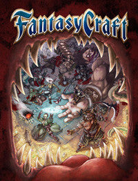 Fantasy Craft Hardcover (Second Printing)