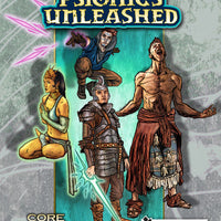 Psionics Unleashed & Psionics Expanded: Advanced Psionics Guide BUNDLE