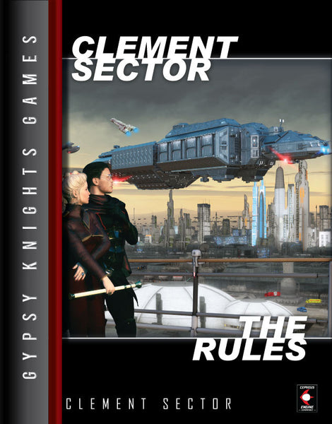 Clement Sector: The Rules