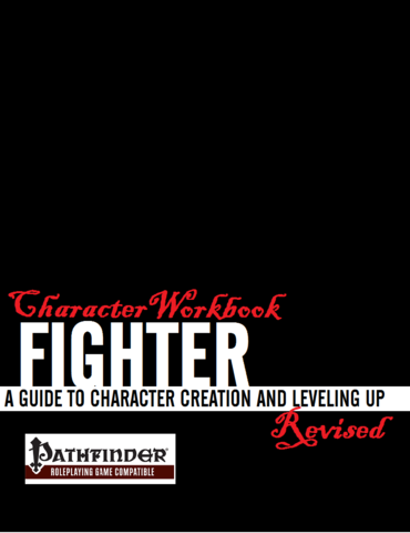 Class Pack: The Fighter!