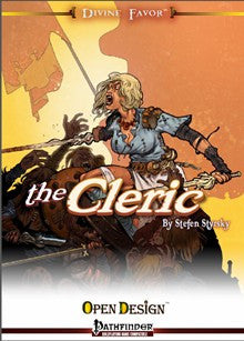 Divine Favor: the Cleric