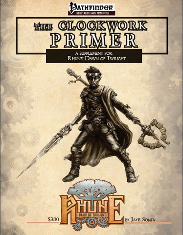 The Clockwork Primer