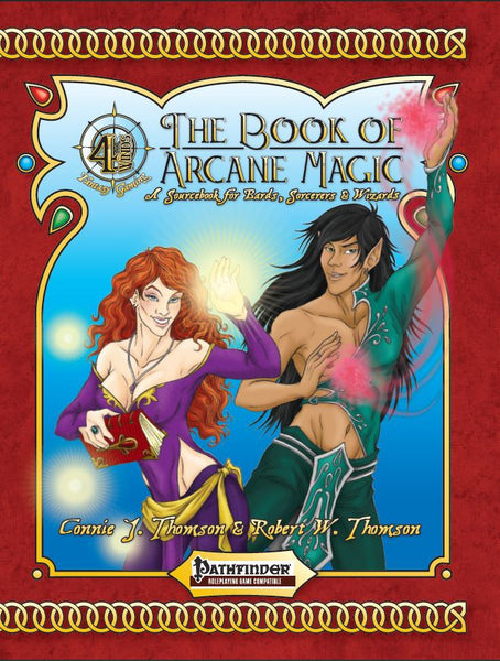Book of Arcane Magic