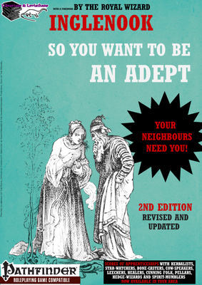 So You Want To Be An Adept