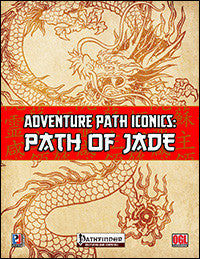 Adventure Path Iconics: Path of Jade