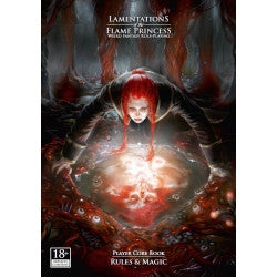Lamentations of the Flame Princess Weird Fantasy Role-Playing - Player Core Book