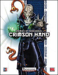 Enemies of NeoExodus: Crimson Hand