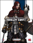 Heroes of NeoExodus: Brelin Swift