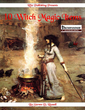 10 Witch Magic Items