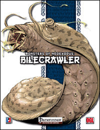 Monsters of NeoExodus: Bilecrawler