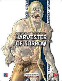 Monsters of NeoExodus: Harvester of Sorrow