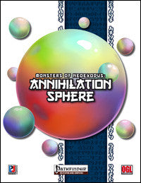 Monsters of NeoExodus: Annihilation Sphere