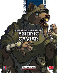 NeoExodus Chronicles: Psionic Cavian
