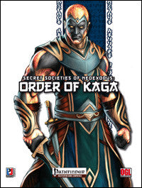 Secret Societies of NeoExodus: Order of Kaga