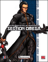 Secret Societies of NeoExodus: Section Omega