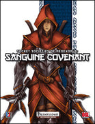 Secret Societies of NeoExodus: Sanguine Covenant