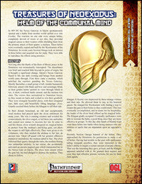 Treasures of NeoExodus: Helm of the Communal Mind
