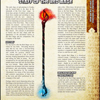 Treasures of NeoExodus: Staff of the Red Mage