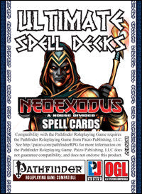 Ultimate Spell Decks: NeoExodus Spell Cards