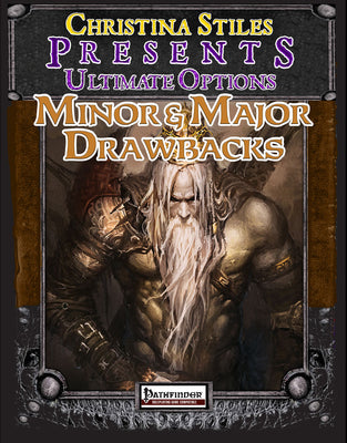 Christina Stiles Presents: Ultimate Options - Minor & Major Drawbacks