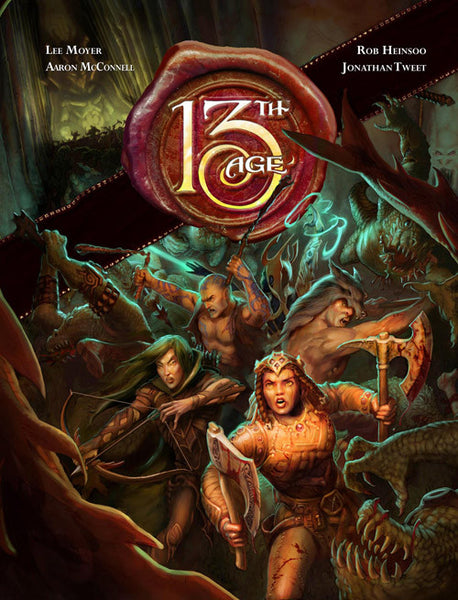 13th Age Core Rulebook (Hardcover)