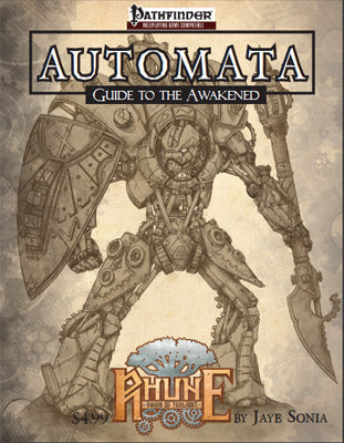 Automata: Guide to the Awakened