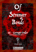 Of Stranger Bonds 3 - Corrupt