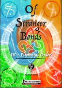 Of Stranger Bonds 4 - Elemental