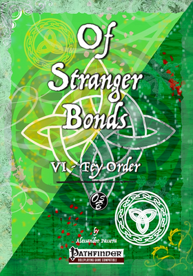 Of Stranger Bonds 6 - Fey Order