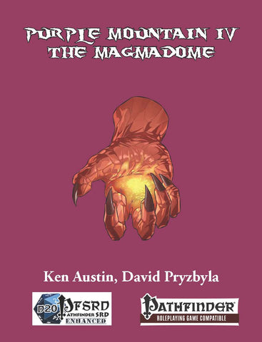 Purple Mountain IV: The Magmadome