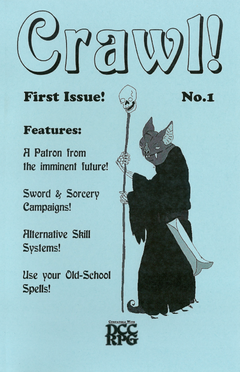 Crawl! Fanzine No.1 + Special