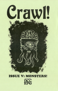 Crawl! Fanzine No. 5