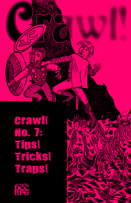 Crawl! Fanzine No.7