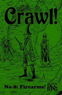 Crawl! Fanzine No. 8