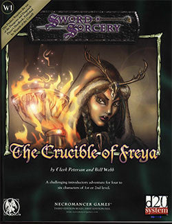 Crucible of Freya (d20)