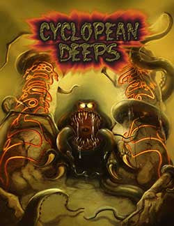 Cyclopean Deeps Vol. 1 (PFRPG)