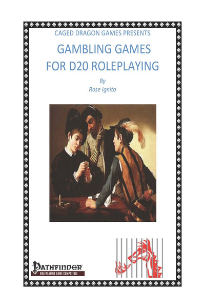 Gambling Games for d20 Roleplaying