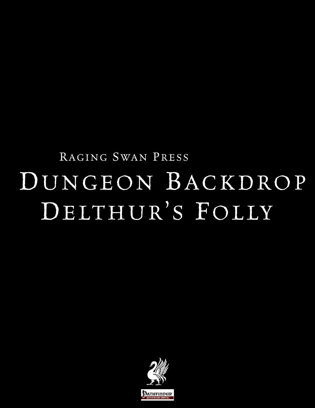 Dungeon Backdrop: Delthur's Folly