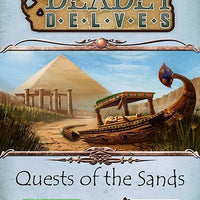 Deadly Delves: Quests of the Sands