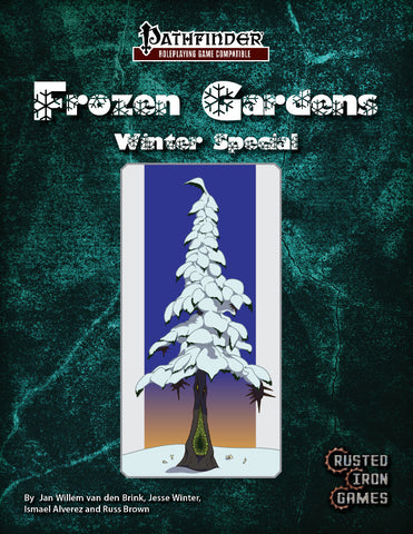 Frozen Gardens Winter Special