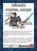 Psionics Power Cards MEGA-BUNDLE