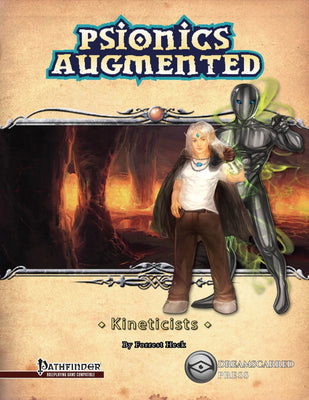 Psionics Augmented: Kineticists (Occult)