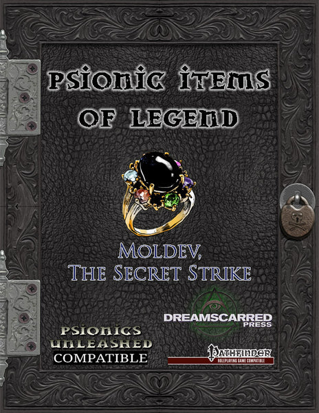 Psionic Items of Legend: Moldev