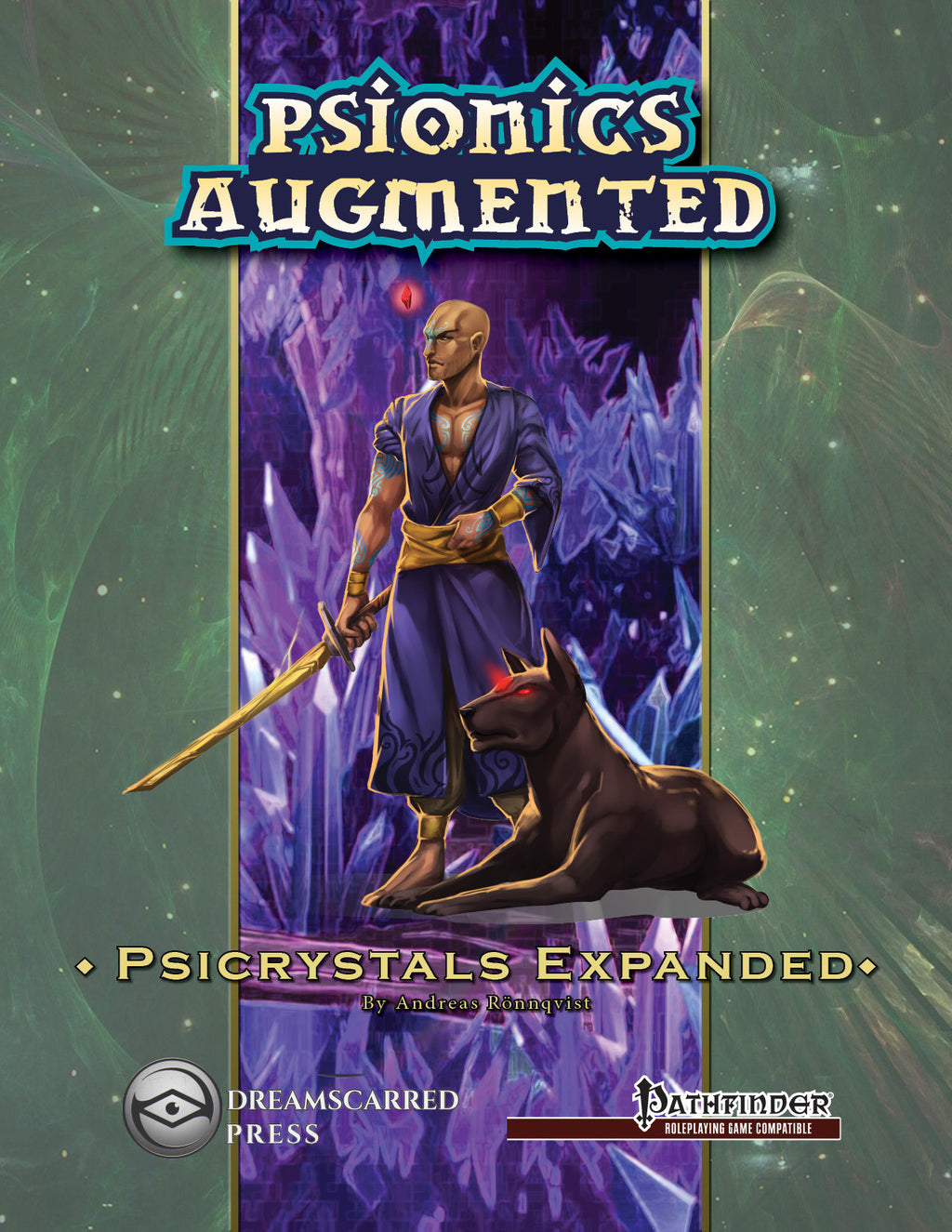 Psionics Augmented: Psicrystals Expanded