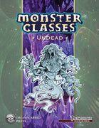 Monster Classes: Undead