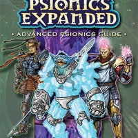 Psionics Expanded: Advanced Psionics Guide