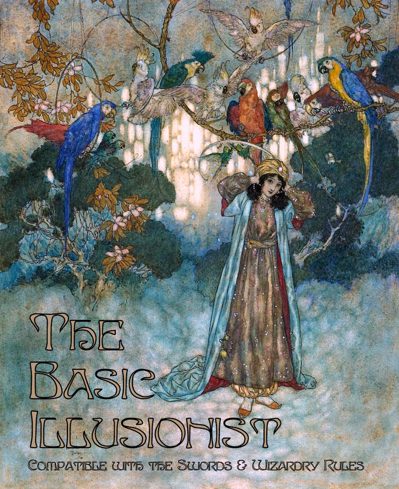 The Basic Illusionist