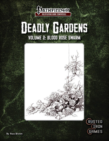 Deadly Gardens Volume 2: Blood Rose Swarm