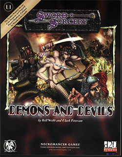 Demons And Devils (d20)