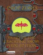 Drop Zones: Valley of the Crackling Snow (PFRPG)